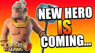 NEW UPDATE 2019 - New Hero And Town Hall 13 Update Leak In Clash Of Clans