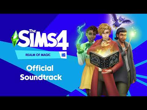 The Sims 4 Realm of Magic: Radio Song 2 - Bevelsnork by James Iha   Soundtrack