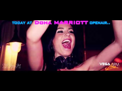Dj Juicy M - Today at Doha Marriott Doha