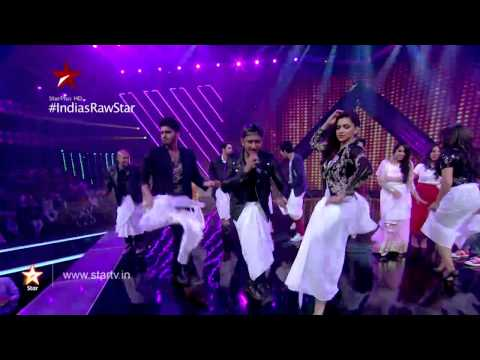 Yo Yo Honey Singh And Deepika Padukone Groove On Lungi Dance