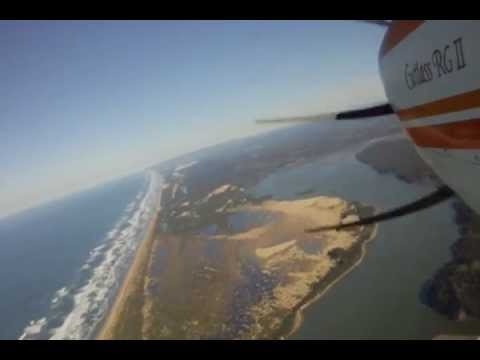 North Bend to Florence Oregon Flight