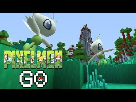 MY NEW PIXELMONS ARE PERFECT! | Pixelmon Go (Pokemon in Minecraft) #27