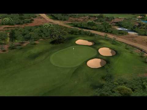 Vipingo Ridge - The Baobab Golf Course Fly Through