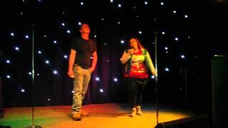 Whiskey lullaby duet karaoke