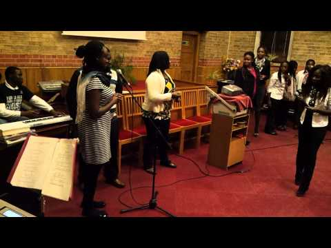 The Church of Pentecost Cardiff and Reading Districts Youth Praises and Worship Night