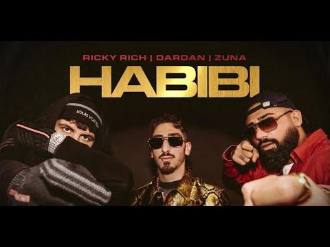 Ricky Rich, Dardan & Zuna – Habibi (Official Audio)