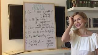 видео Английский в чемодане. Фразы для путешествий