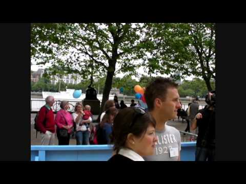 Greek Beach By The River Thames: Famous Songs Medley pt.2