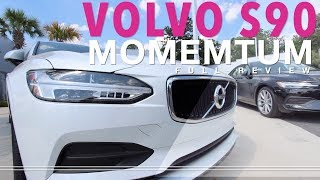 Is the New 2019 Volvo S90 the Best Priced Full Size Luxury Sedan?!? ( In Depth Review )
