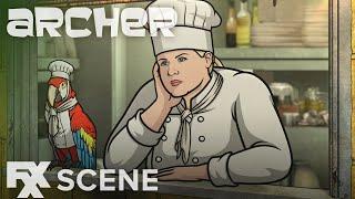 Archer | Season 9 Ep. 3: Chinchilladas Scene | FXX