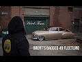 Brent's Bagged 49' Chevy Fleetline| Bagged Chevy - [Slammedenuff]