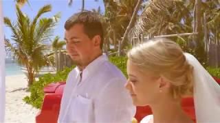 ROMAN & POLINA /Свадьба в Доминикане