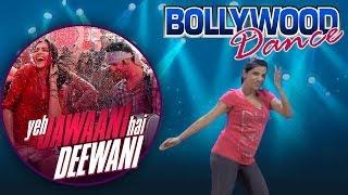 Balam Pichkari || Easy Dance Steps Chorus || Yeh Jawaani Hai Deewani
