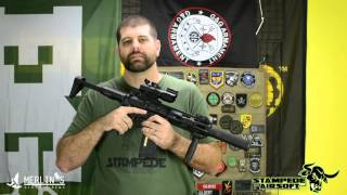 Stampede'd Bully Custom Build | Preview | Merlin's Airsoft News
