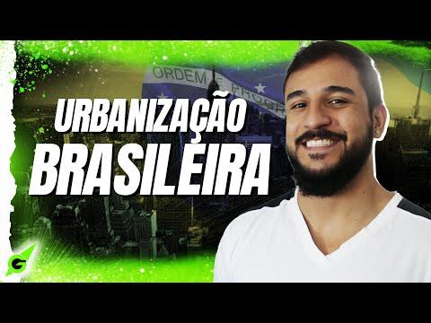 urbanização-brasileira-geobrasil