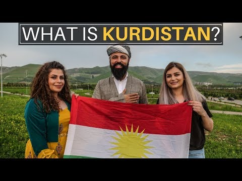 What is KURDISTAN? (Hidden Gem of Middle East)