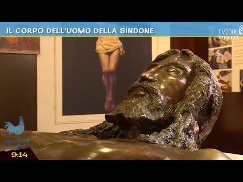 Il corpo dell 39 uomo della sindone youtube for Planimetrie della caverna dell uomo