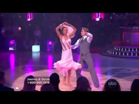 Season 9 - Joanna Krupa & Derek Hough Journey