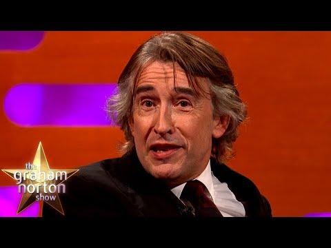 Steve Coogan's Impressions Are AMAZING  The Graham Norton Show