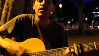 Volando Solo - Flor nocturna (Cover) Lucho Guarnizo