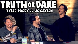 TRUTH OR DARE w/ Tyler Posey & Jc Caylen
