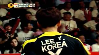 SF - MD - Jung J.S./Lee Y.D. vs M.Kido/H.Setiawan - 2012 Djarum Indonesia Open