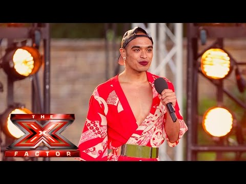 Seann Miley Moore checks into the Hotel California | The X Factor UK 2015