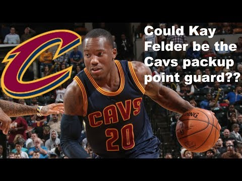 Could Kay Felder be the Cavaliers backup point guard??