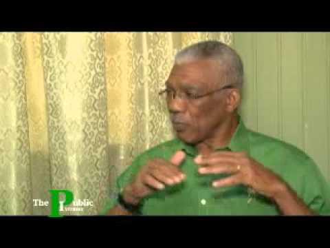 Narco Trafficking in Guyana