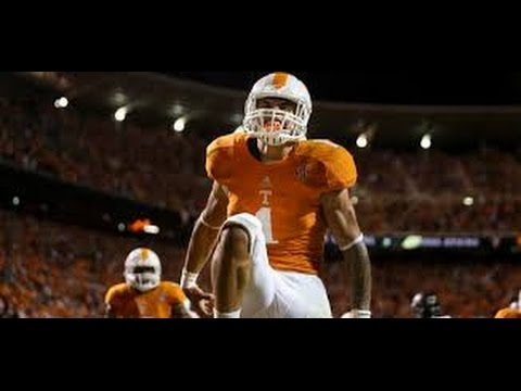 Tennessee Vols Football 2016-2017 Pump Up