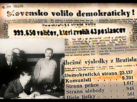 Február 1948 - Sprisahanie proti slobode - Dokument
