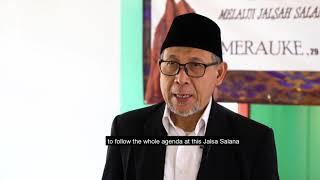Jalsa Salana Merauke 2019