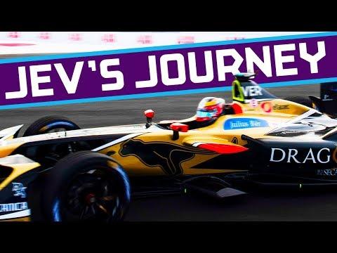 Jean-Éric Vergne: JEV's Journey - ABB FIA Formula E Champion