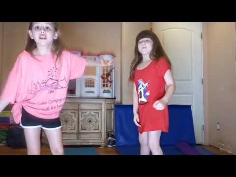 6 FUN HAND CLAP GAMES FOR KIDS WITH ANNIE & ALLIE!