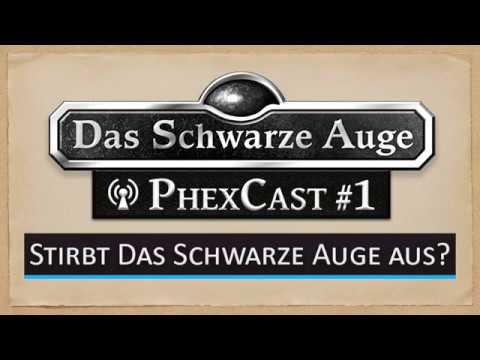 Phexcast #1 - Stirbt Das Schwarze Auge aus? | DSA Podcast