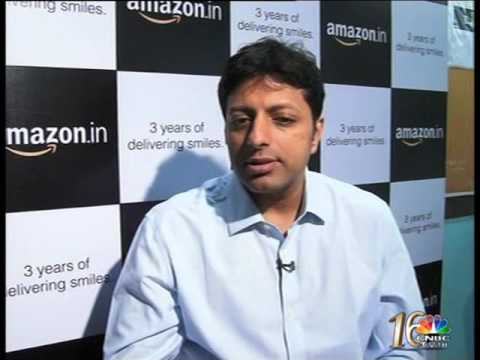 Young Turks@14 Amit Agarwal On Amazon's $3 Bn Bet