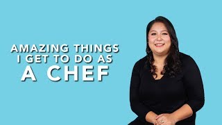 Amazing Things I Get To Do As A Chef | Presented by CIMB