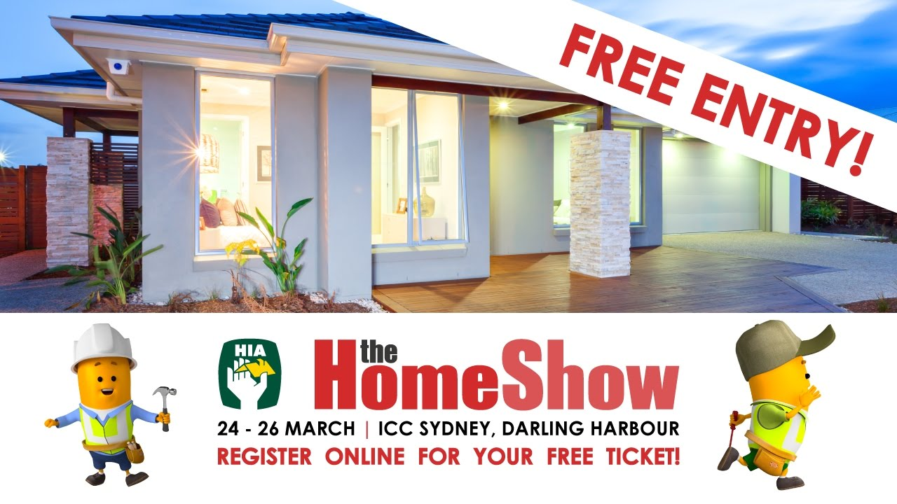 Sydney Home Show March 2017
