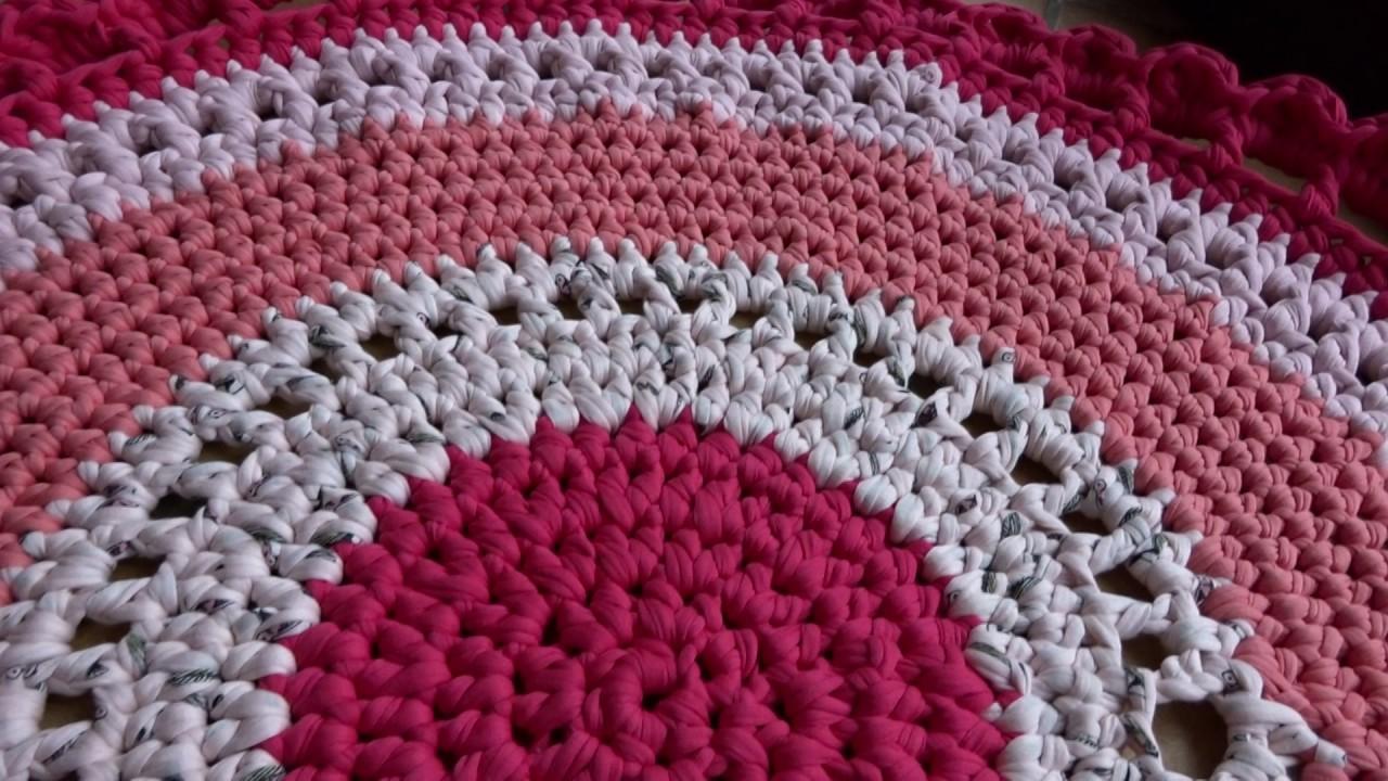 tapis en trapilho