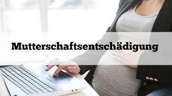 Mutterschaftsentschädigung inkl. Berechnung der Taggelder in der Schweiz | CH Outsourcing