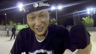 Дневник РАЙДЕРА #17 - Лучший Скейт-парк в Гонконге - Fanling skatepark Hong kong | Дима Гордей(В этой серии