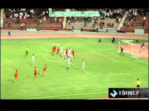Highlights of today Iran-Bahrain football match resulted 1 ...