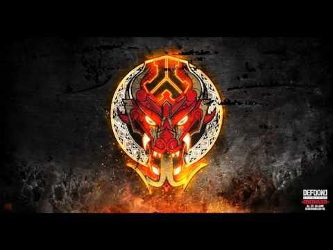 Hushi's Road To Defqon1 2016 | Dragonblood Mix