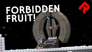 10 Powerful Starbound Items You're Not Supposed to Have: Starbound's Forbidden Fruit!