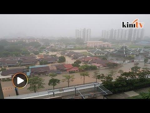 Pulau Pinang 'menangis'
