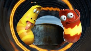 LARVA - FASTER THAN SOUND | Cartoons For Children | LARVA Official