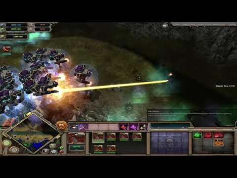 "Warhammer 40,000 Dawn of War Soulstorm - Ultimate Apocalypse mod: ""Reaver titans galore"" |"