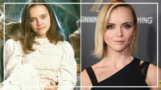 Christina Ricci | Amazing Transformation from 1 To 37 Years Old