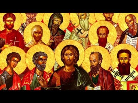 2014 #1 Fathers of the Church--Intro and Theology of St. Paul