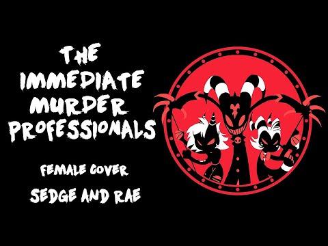 【Sedge】»The Immediate Murder Professionals•Helluva Boss•[Female Cover]«